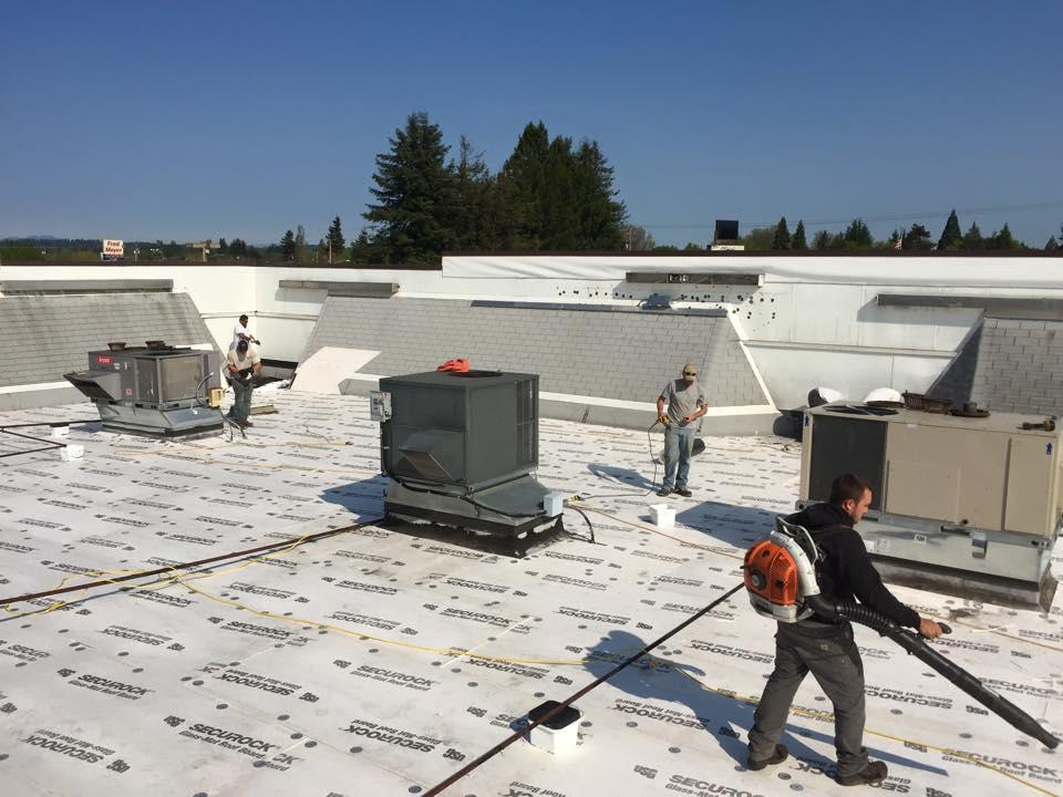 Commercial Roofing Stutzman Kropf Contractors Inc